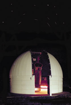 Astronomical Observatories in New Jersey