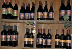 Westfall wines