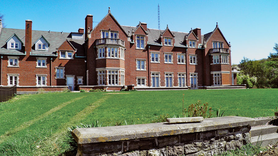 Rutherfurd Hall