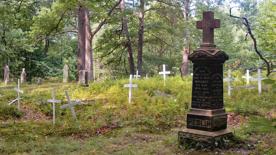 Cemetery at Wildcat Ridge
