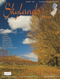 Skylands Visitor Cover Fall 2007
