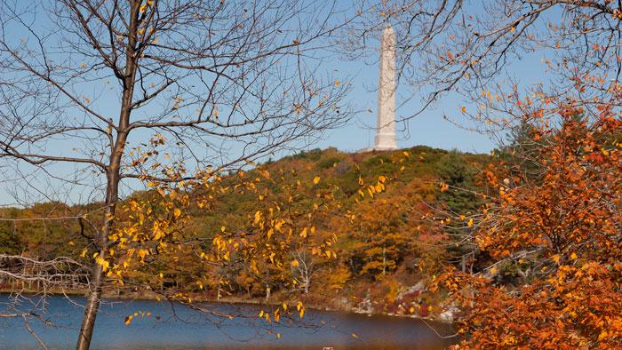 High Point State Park in New Jersey Northwest Skylands