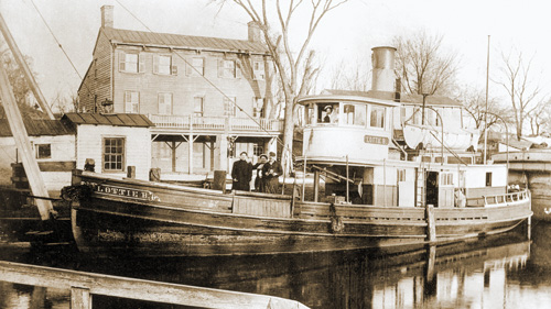 New Brunswick Nj >> Historic Watercraft in Northwest New Jersey