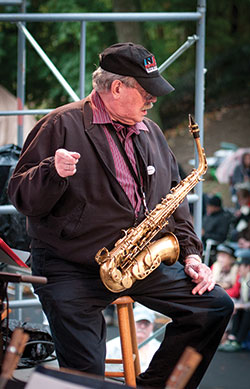 Phil Woods at COTA